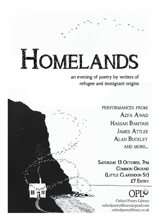 Homeland flyer
