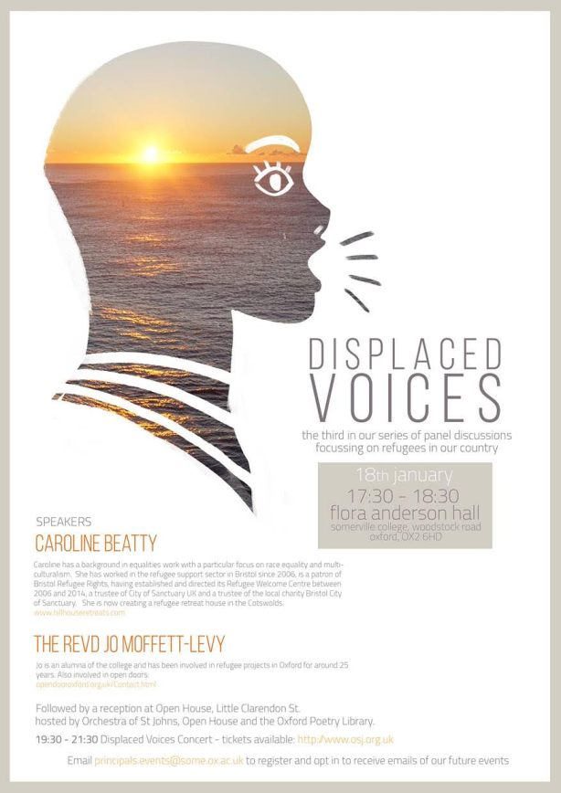 displaced voices